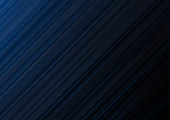 Modern black smooth abstract vector background