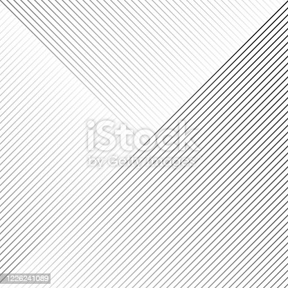 istock abstract black background with diagonal lines with dark background illustration. 1226241089