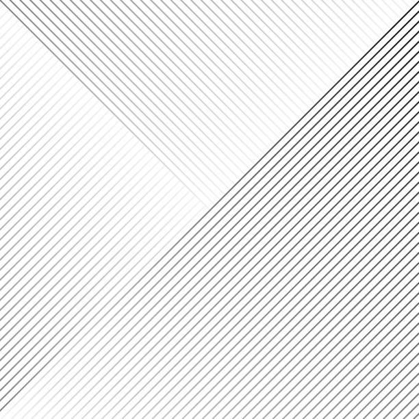 stockillustraties, clipart, cartoons en iconen met abstracte zwarte achtergrond met diagonale lijnen met donkere achtergrondillustratie. - parallel