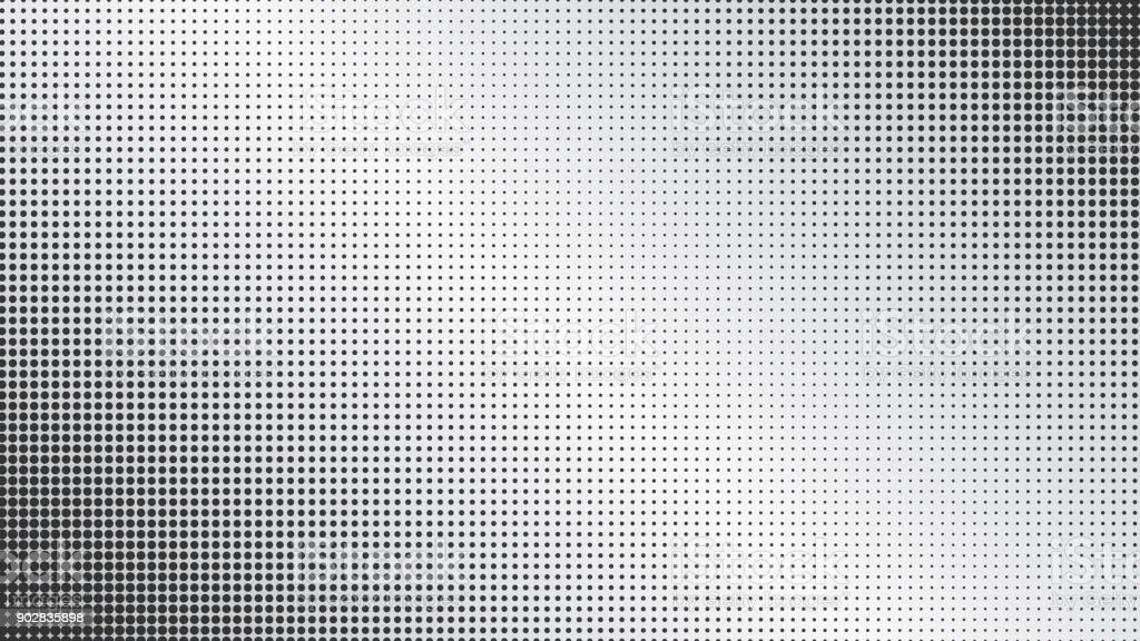 Abstrakt schwarz punktiert und gradiented Hintergrund Lizenzfreies abstrakt schwarz punktiert und gradiented hintergrund stock vektor art und mehr bilder von abstrakt