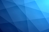 istock Abstract blue background - Geometric texture 1279615641