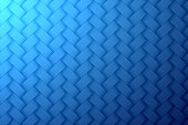 Modern and trendy abstract background. Geometric texture with seamless patterns for your design (colors used: blue, black). Vector Illustration (EPS10, well layered and grouped), wide format (3:2). Easy to edit, manipulate, resize or colorize.