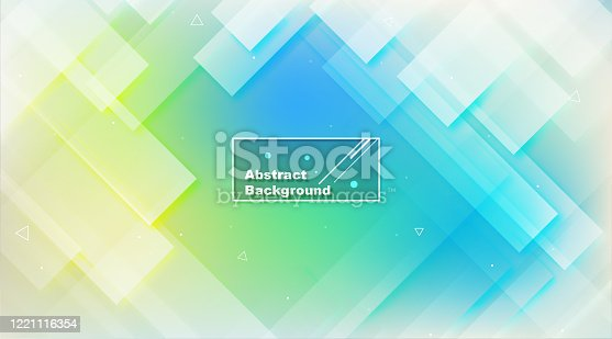 istock Abstract Blue Background 1221116354