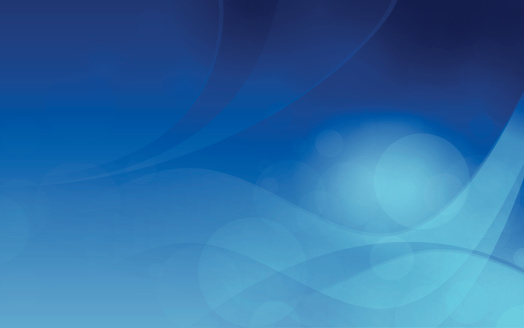 Abstract blue background with copy space. Can be used for desktop background at 1920x1200.