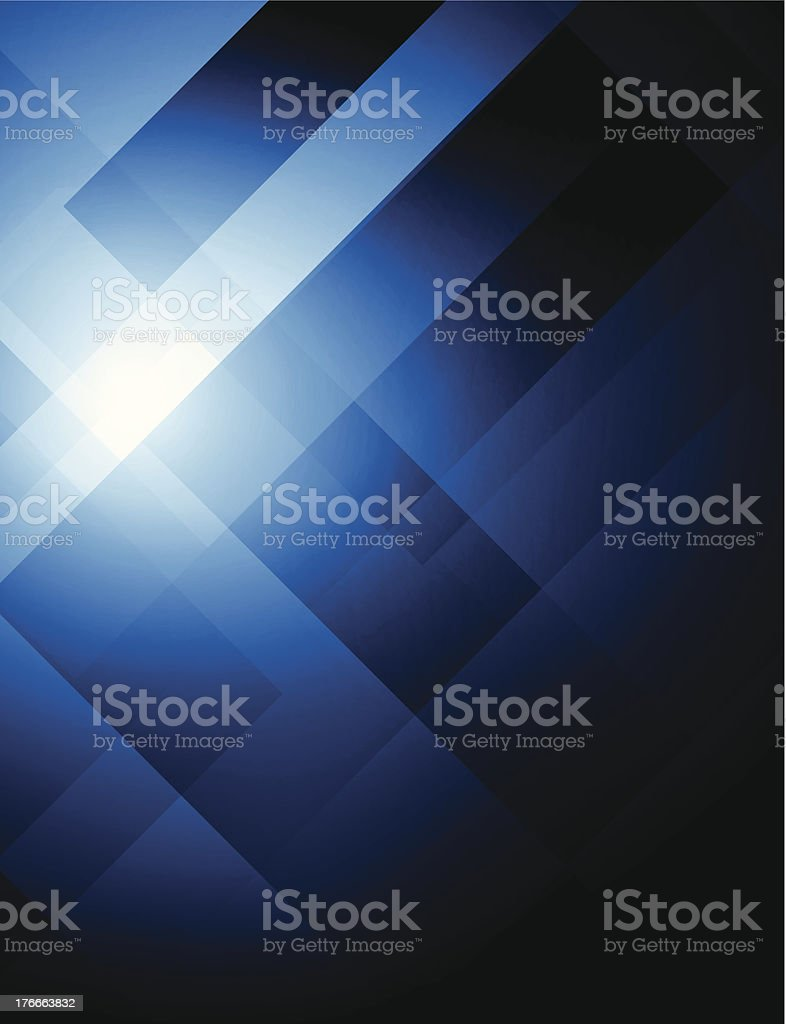 Abstract blue background royalty-free abstract blue background stock vector art & more images of abstract