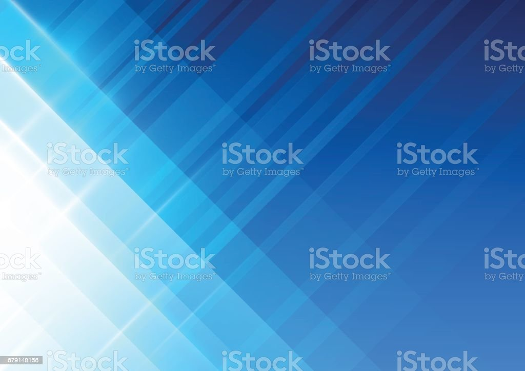 abstract blue background - ilustração de arte vetorial