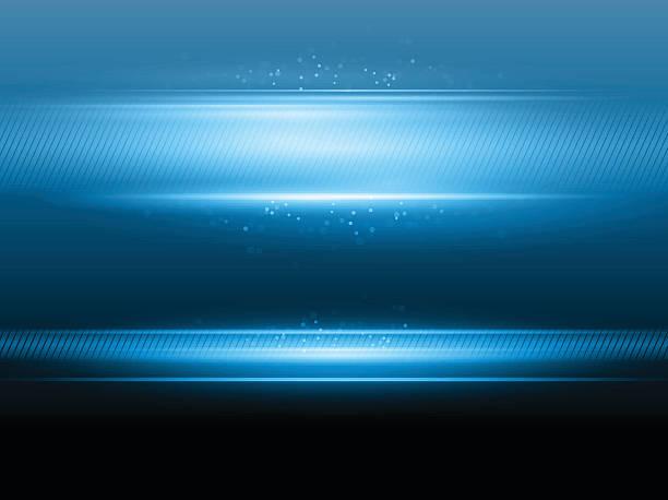 blue abstract Hintergrund – Vektorgrafik