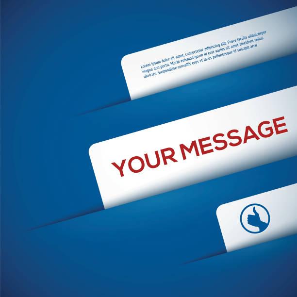 ilustraciones, imágenes clip art, dibujos animados e iconos de stock de fondo abstracto azul con espacio para texto - sparks