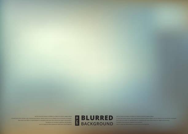 abstrakt blau blur unkonzentriert stil hintergrund unscharf tapetendesign, vektor - dunkelbraun stock-grafiken, -clipart, -cartoons und -symbole
