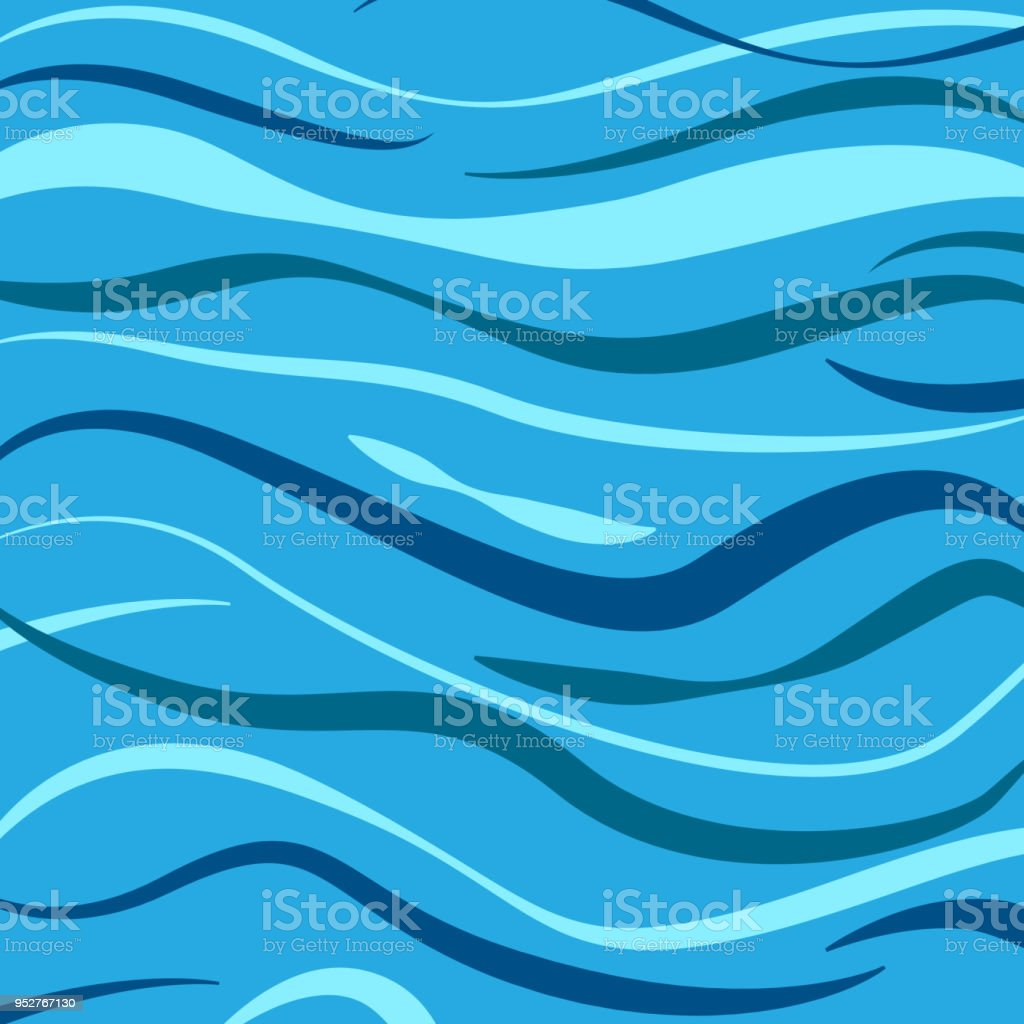 Abstract Blue Curves Banner Design Ideas Flyers Stock