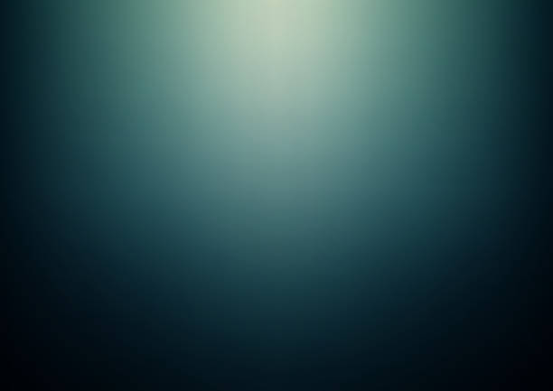 abstract blue gradient background - виньетка stock illustrations