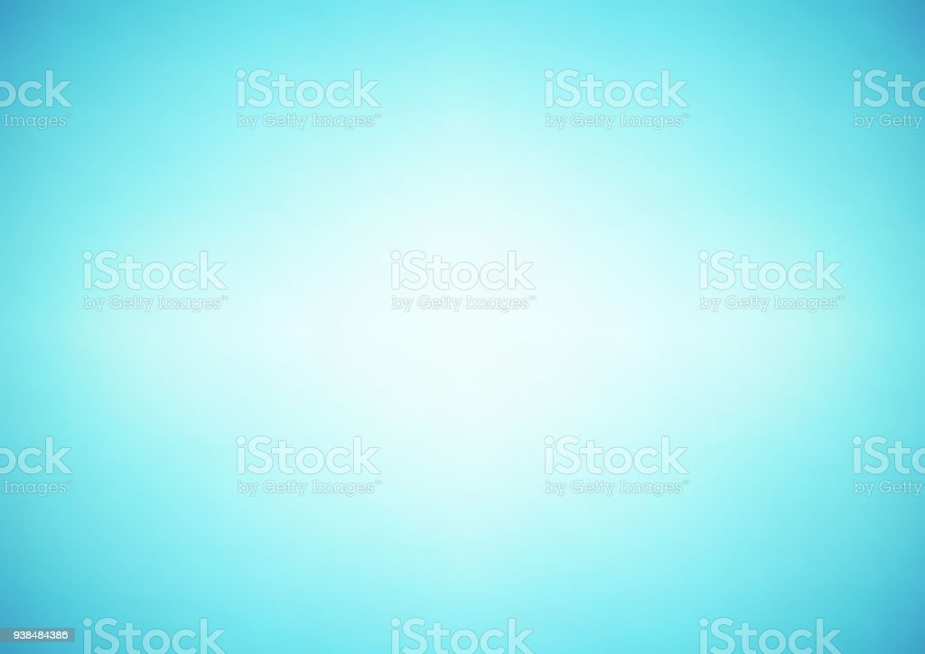 Abstract blue gradient background vector art illustration