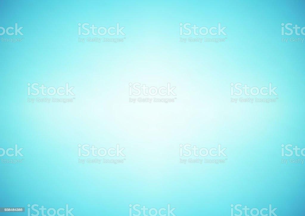 Mavi degrade arka plan vektör sanat illüstrasyonu