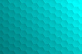 Modern and trendy abstract background. Geometric texture with seamless patterns for your design (colors used: blue, green, turquoise). Vector Illustration (EPS10, well layered and grouped), wide format (3:2). Easy to edit, manipulate, resize or colorize.