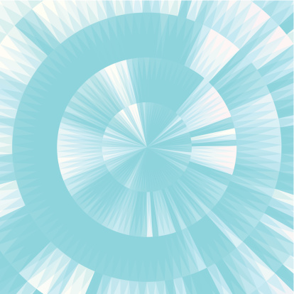 abstract blue round style stripe shape background