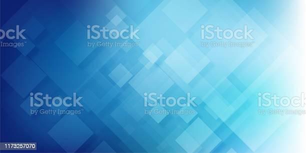 Vetores de Fundo Macio Azul Abstrato e mais imagens de Abstrato