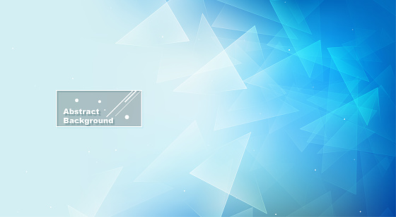 Abstract Blue soft Background