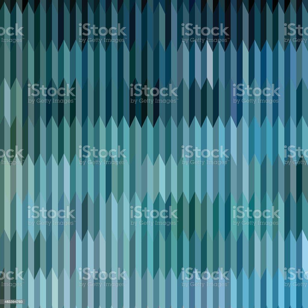 Raya patrón de Fondo abstracto azul - ilustración de arte vectorial