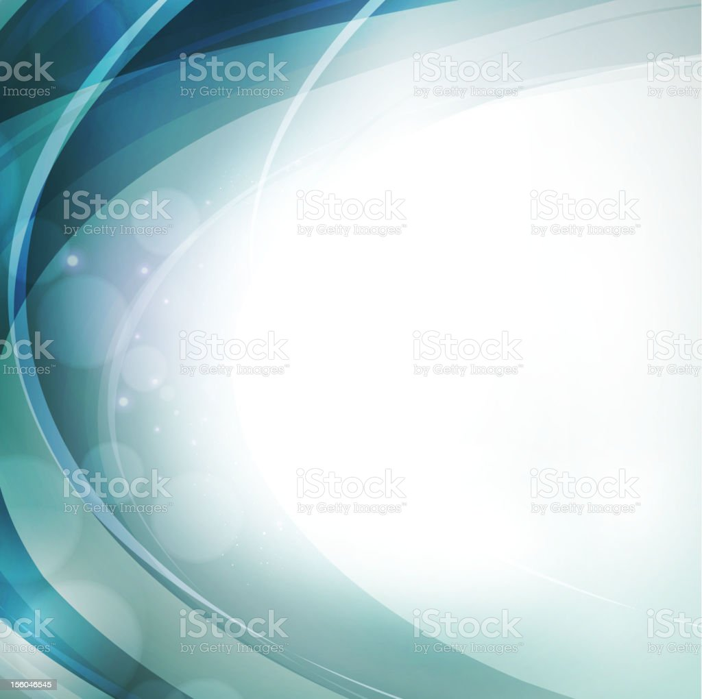 Abstract blue swirl background royalty-free abstract blue swirl background stock vector art & more images of abstract