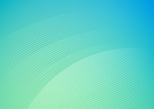 Modern turquoise blue abstract vector background illustration