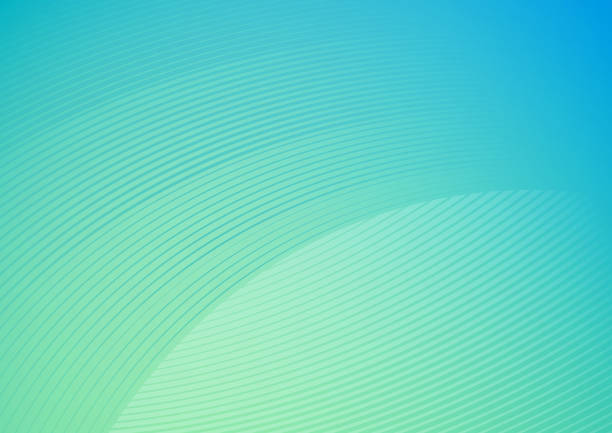 Abstract blue textured background vector art illustration
