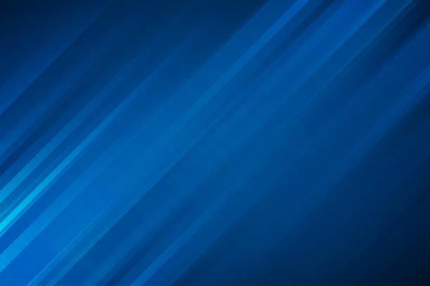 ilustraciones, imágenes clip art, dibujos animados e iconos de stock de fondo vectorial azul abstracto con rayas, se puede utilizar para el diseño de la cubierta, cartel y publicidad - abstract background