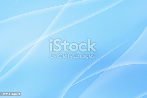 istock Abstract Blue Wave Background 1223914421