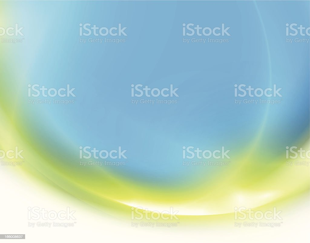 Abstract blue/green lines royalty-free abstract bluegreen lines stock vector art & more images of abstract