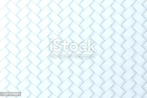Modern and trendy abstract background. Geometric texture with seamless patterns for your design (colors used: white, blue, gray). Vector Illustration (EPS10, well layered and grouped), wide format (3:2). Easy to edit, manipulate, resize or colorize.