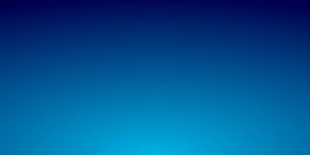 Abstract blurred background - defocused Blue gradient Modern and trendy abstract background with a defocused and blurred gradient, can be used for your design, with space for your text (colors used: Blue, Black). Vector Illustration (EPS10, well layered and grouped), wide format (2:1). Easy to edit, manipulate, resize or colorize. dark blue stock illustrations
