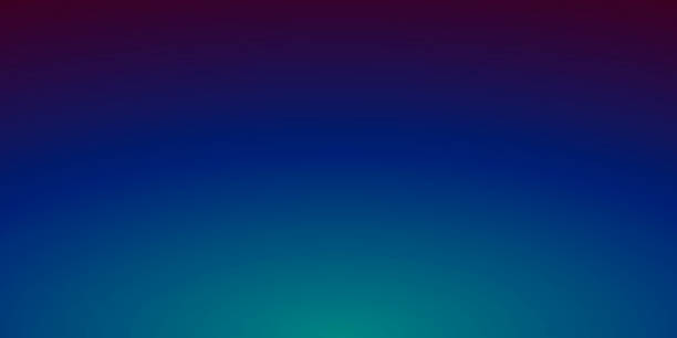 Abstract blurred background - defocused Blue gradient Modern and trendy abstract background with a defocused and blurred gradient, can be used for your design, with space for your text (colors used: Green, Blue, Purple, Red, Black). Vector Illustration (EPS10, well layered and grouped), wide format (2:1). Easy to edit, manipulate, resize or colorize. dark blue stock illustrations