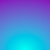 Modern and trendy abstract background with a defocused and blurred gradient, can be used for your design, with space for your text (colors used: Turquoise, Blue, Purple, Pink). Vector Illustration (EPS10, well layered and grouped), format (1:1). Easy to edit, manipulate, resize or colorize.