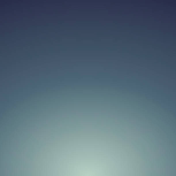 Abstract blurred background - defocused Gray gradient vector art illustration