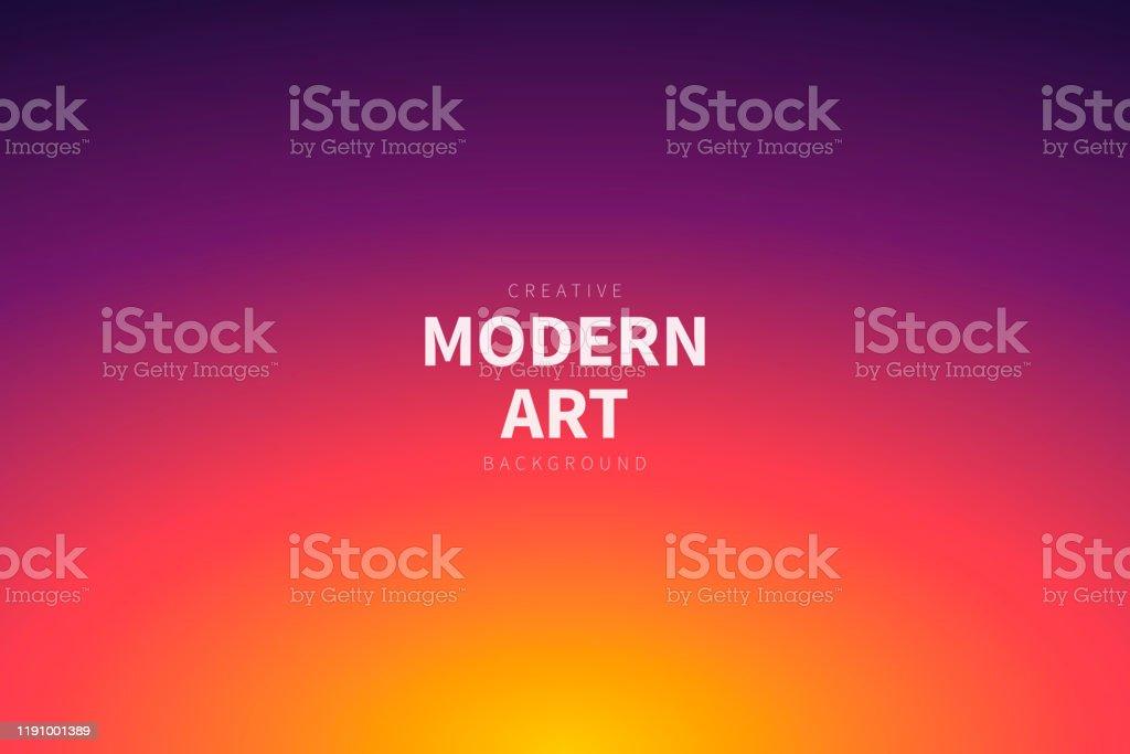 Abstrakt suddig bakgrund-defokuserad orange gradient - Royaltyfri Abstrakt vektorgrafik