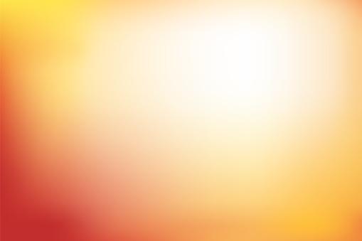 紅色橙色和黃色色調的模糊背景向量圖形及更多主題圖片