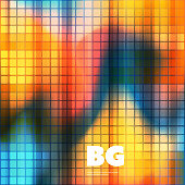 Abstract Colorful Modern Styled Blurry Background Design in Editable Vector Format