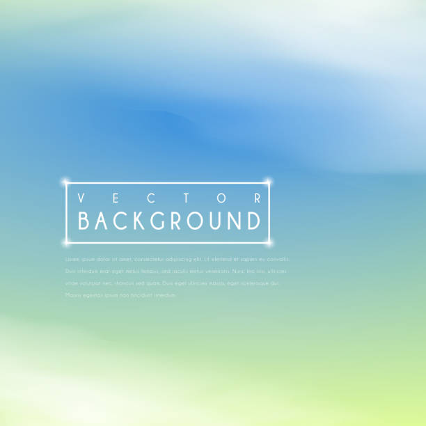 abstract blurred background vector art illustration