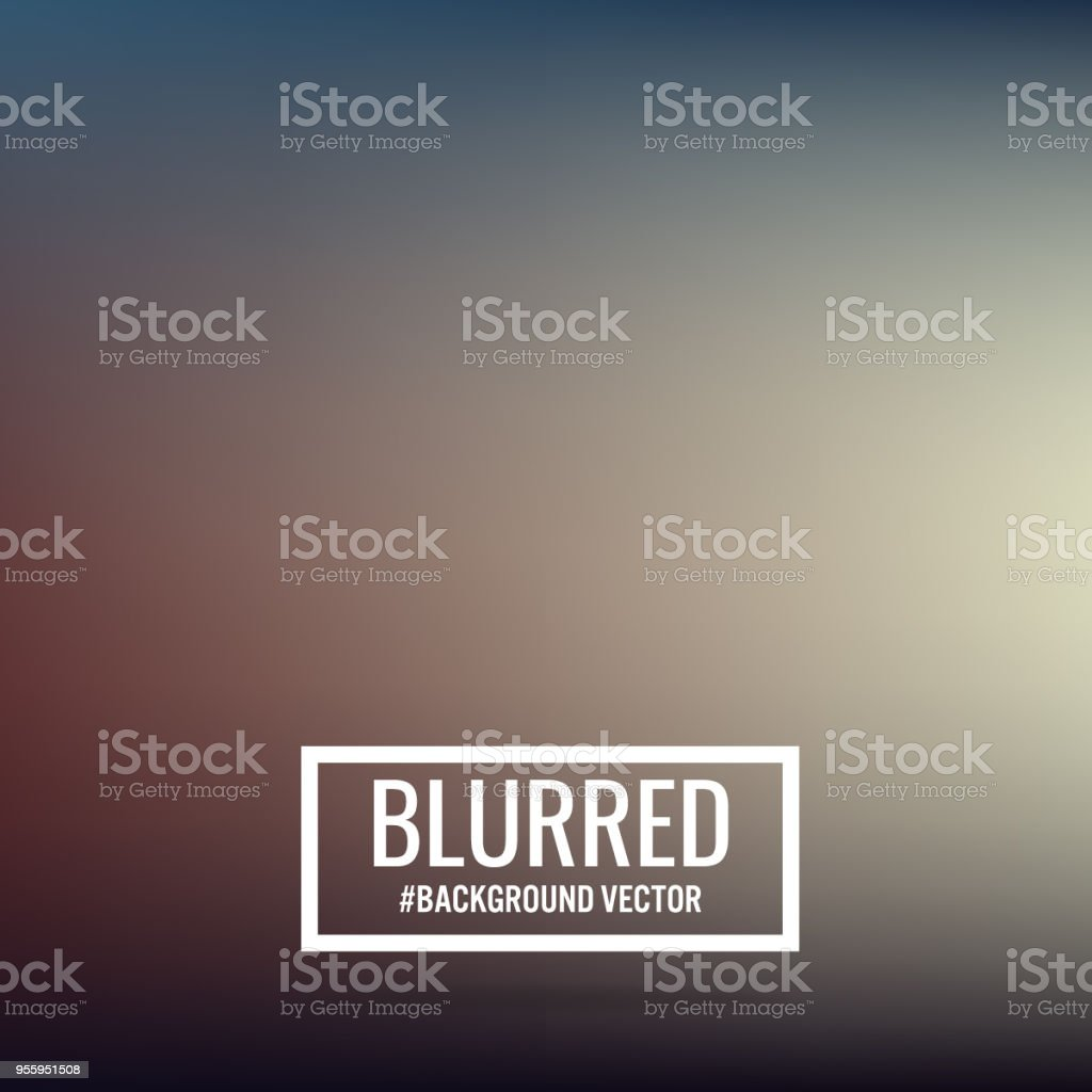 abstract blurred background - Royalty-free Abstrato arte vetorial