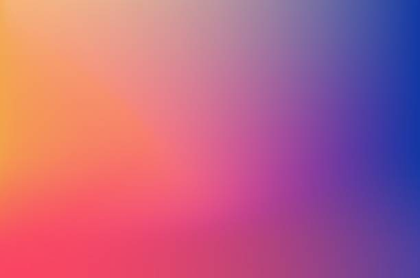 ilustrações de stock, clip art, desenhos animados e ícones de abstract blurred colorful background - gradient