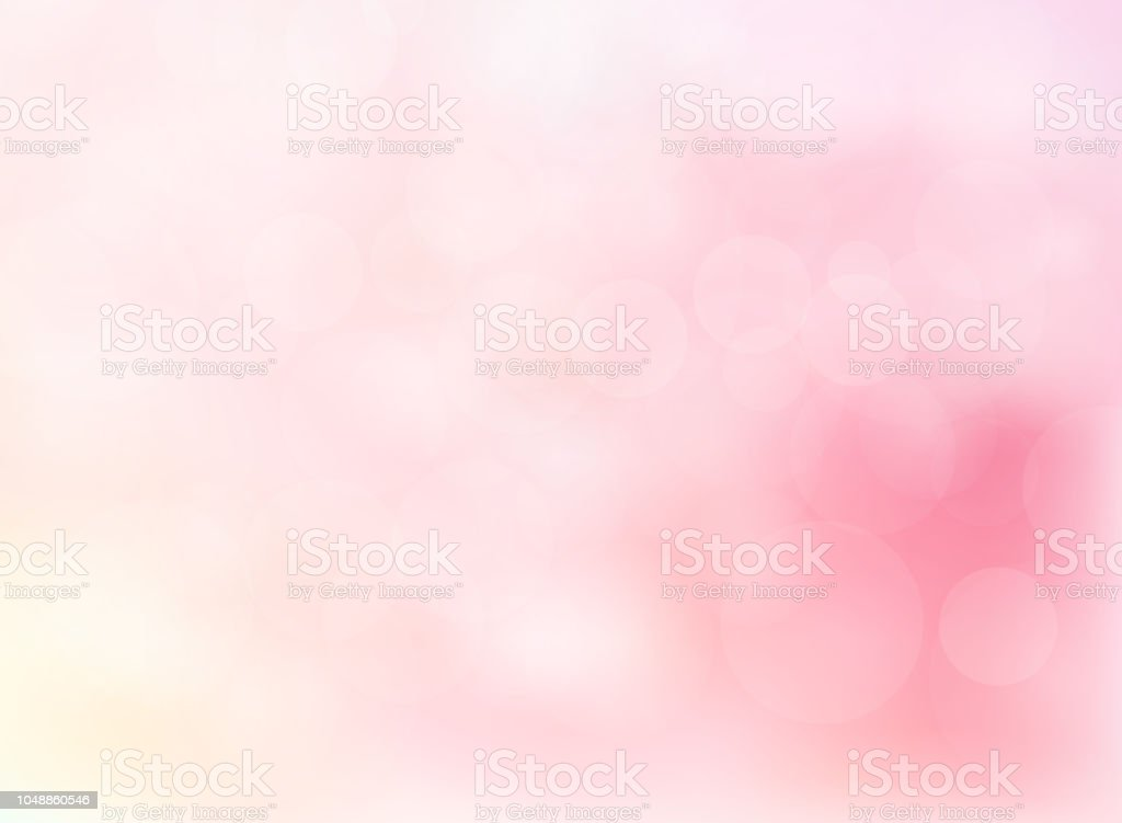 Abstract blurred soft focus bokeh of bright pink color background royalty-free abstract blurred soft focus bokeh of bright pink color background stock illustration - download image now