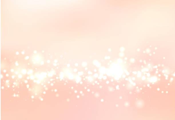 抽象模糊的軟焦點散明亮的粉紅色顏色背景概念, 複製空間 - 淺粉色 幅插畫檔、美工圖案、卡通及圖標