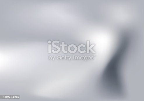1040250650 istock photo Abstract blurred soft light on gray background 813530856