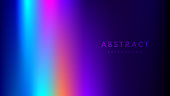 istock Abstract blurred trendy gradient mesh background. Colorful smooth banner template. You can use for cover, poster, web, flyer, Landing page, Print ad. 1285590052