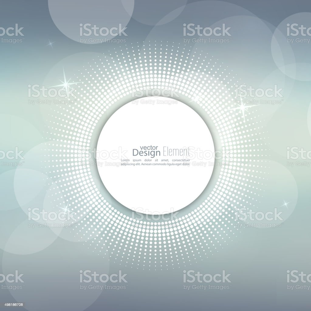 Abstract blurred vector background vector art illustration