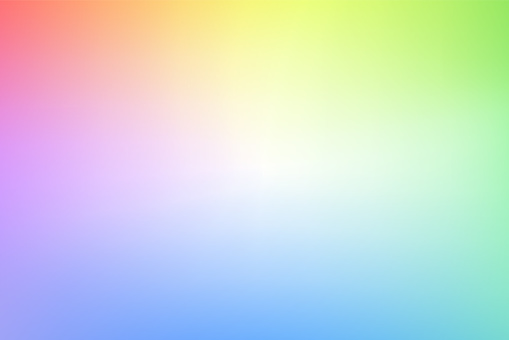 Abstract blurry pastel colored background