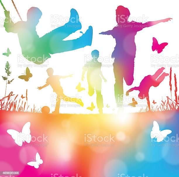Abstract boys playing in beautiful summer haze vector id469695566?b=1&k=6&m=469695566&s=612x612&h=iqu1vgpkitlpqwttbqbo2o27fbn4bpy 4swdxdnveec=