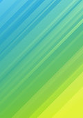 Modern green and blue smooth abstract vector background