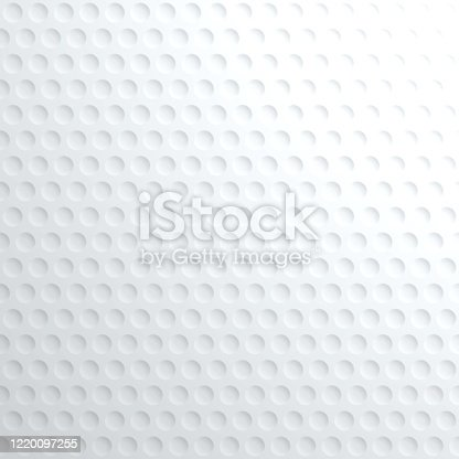 istock Abstract bright white background - Geometric texture 1220097255