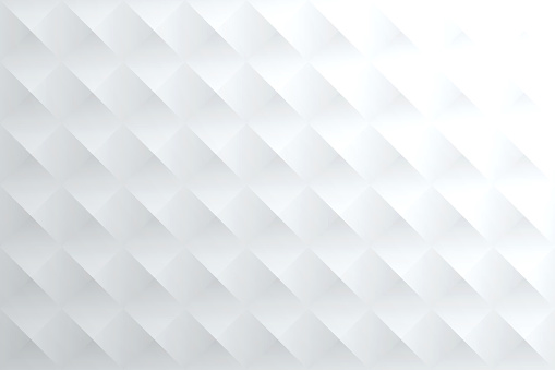 Abstract bright white background - Geometric texture