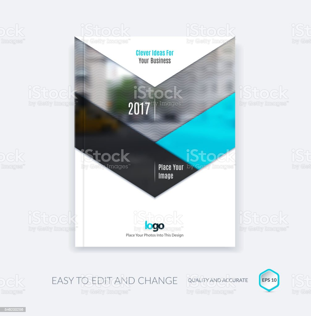 Cover design annual report magazine royalty free stock vector art - Abstract Brochure Template Cover Design Annual Report Magazine Royalty Free Stock Vector Art